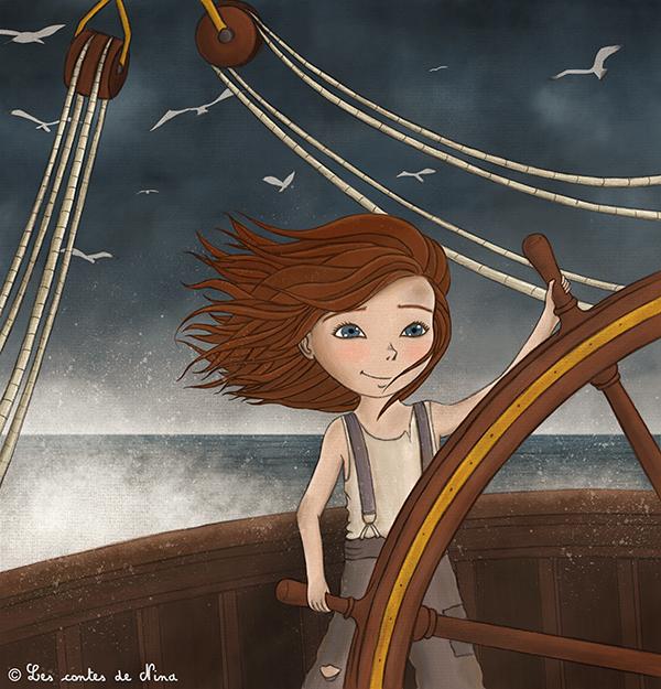 Les Contes de Nina: La Petite Matelote
